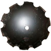 Диск БДТ 650 mm, толщина 6 mm (Freiser, Германия) под круглый вал