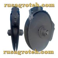 Сошник широкорядный Н105.03.000 однострочный СЗГ 00.1370