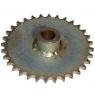 Звёздочка ОЗШ 00.740А-01 (Z=32 под цепь 15.875) привод от ступицы колеса