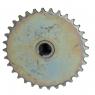 Звёздочка СЗТА 00.130 механизма передач (Z=32 под цепь 15,875)